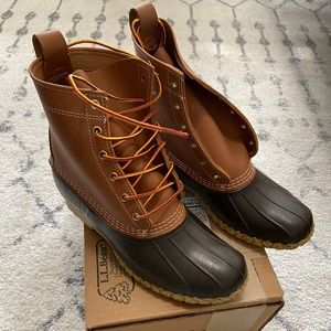 NEW Men's Bean Boots